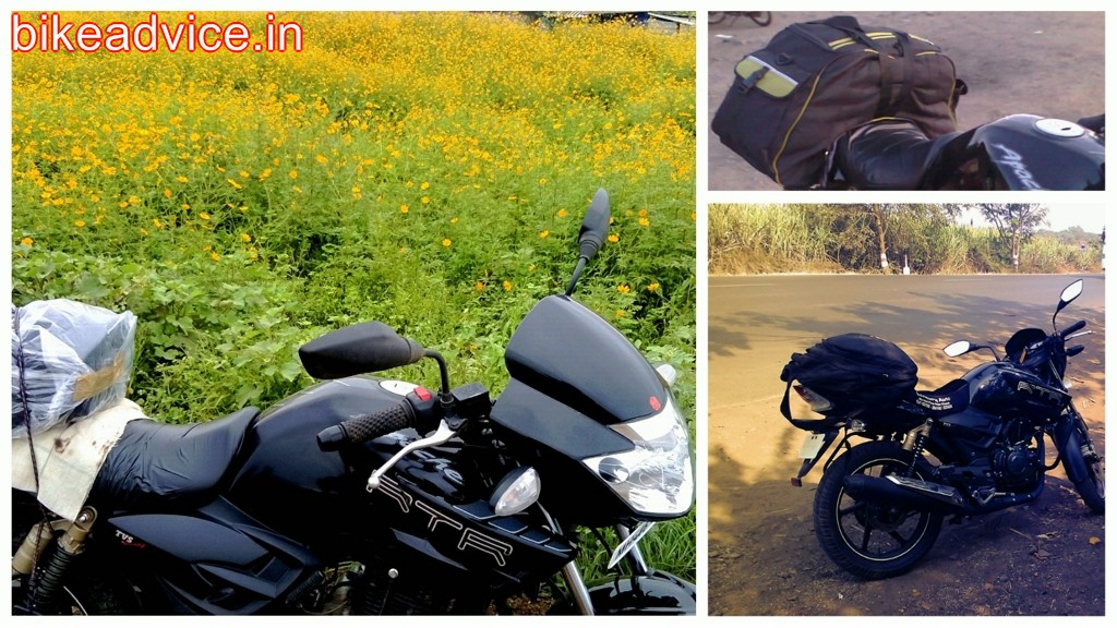 User Review Apache RTR 180
