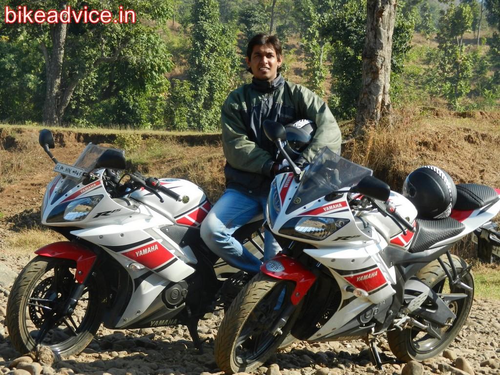 User Review Prakash S Yamaha R15 V2 Le Returns 47kmpl At 120kmph