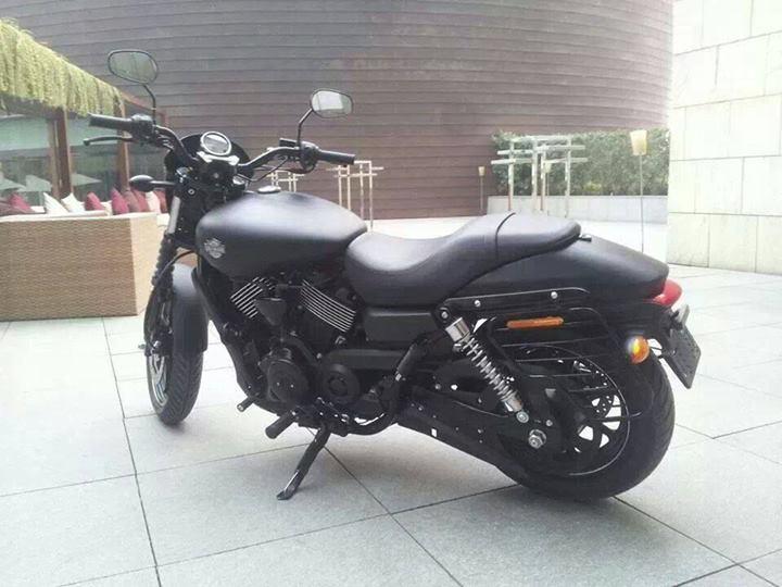 Harley Davidson Street  Price Goa