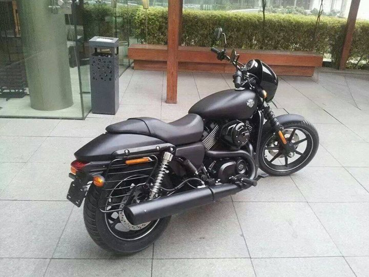 Harley Davidson Indian: Harley Street 750: Cheapest Harley You Can Buy; Unveiling