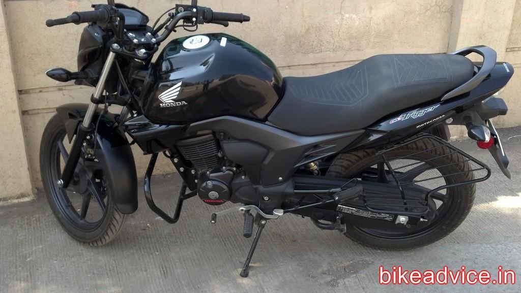 Honda CB Trigger Pic Review 2