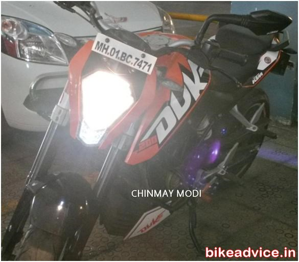 Comprehensive User Review Duke 200 by Chinmay
