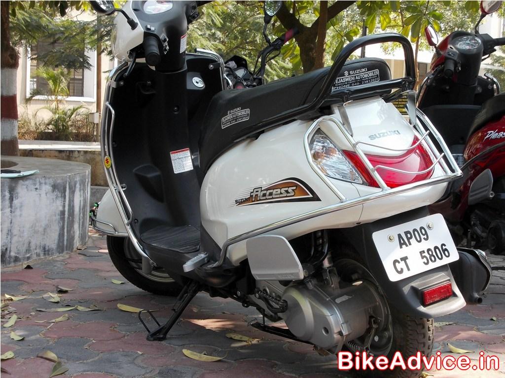 User Review Suzuki Access 125cc: Mileage, Run-in,mileage, Fuel efficiency