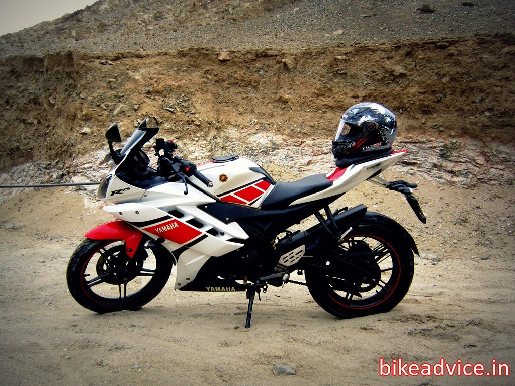 ownership review yamaha red-white r15 v2 limited editionvishal