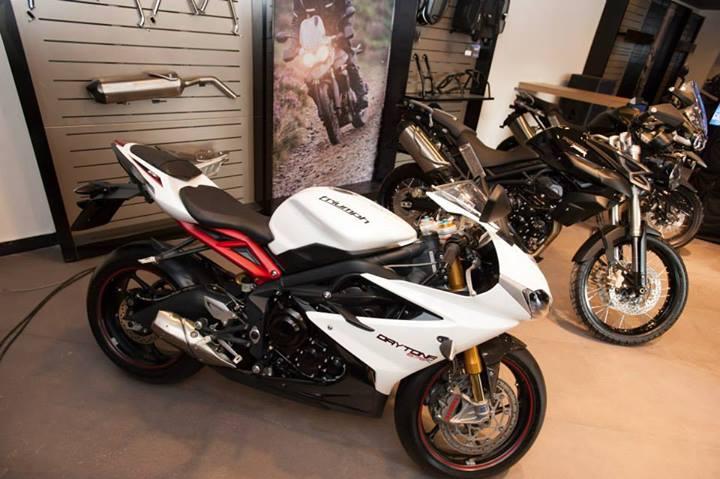 Ducati Showroom Mumbai Address