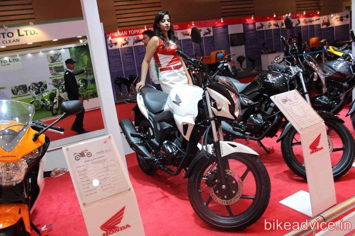 honda launches 2014 white trigger dream yuga cbr1000rr
