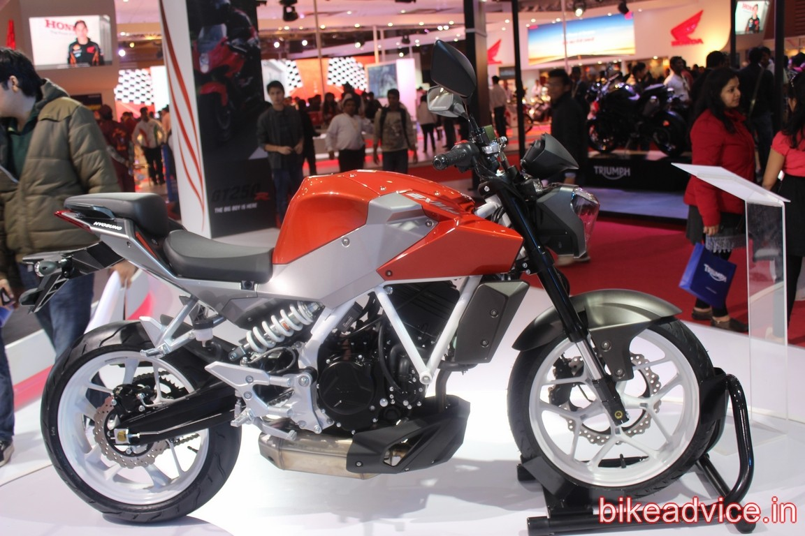 Top 5 150cc 160cc motorcycles in the country indian cars bikes - Dsk Hyosung Gd250n Pics 7