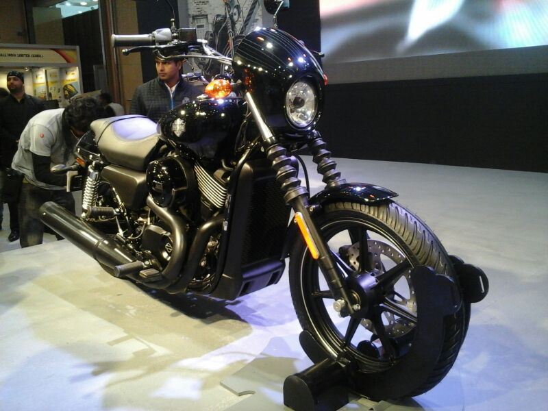 Harley-Davidson-Launches-Street-750-at-Auto-Expo
