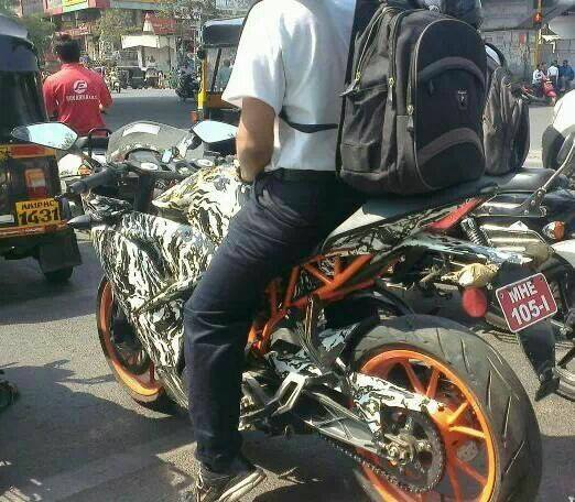 KTM-RC390-India-Spy-Pic