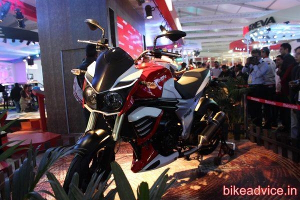 Mahindra 2 wheelers bike launch autos weblog
