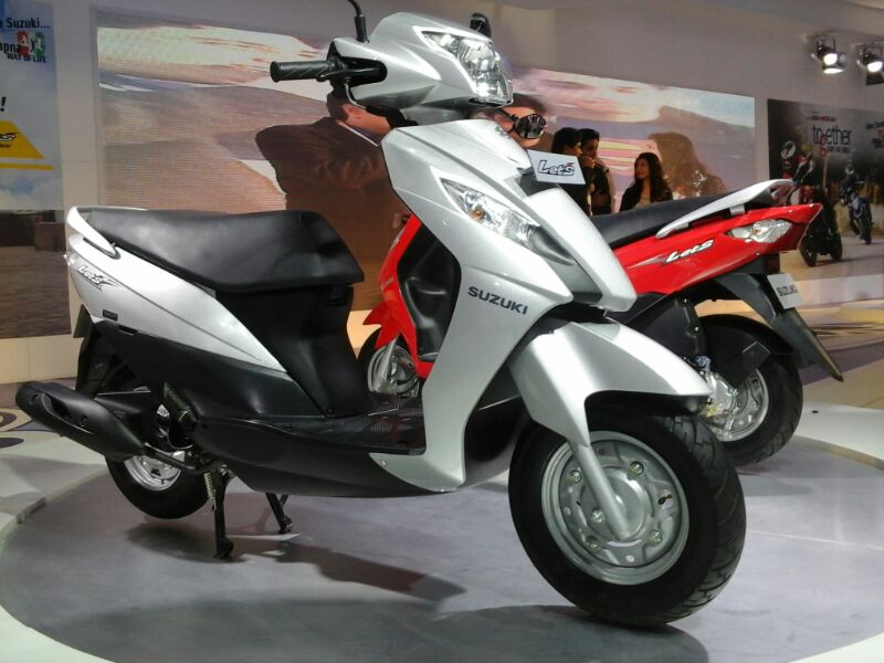 Suzuki-Let's-Scooter-at-Auto-Expo