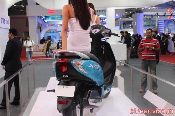 TVS-Scooty-Zest-110cc-Pic-rear