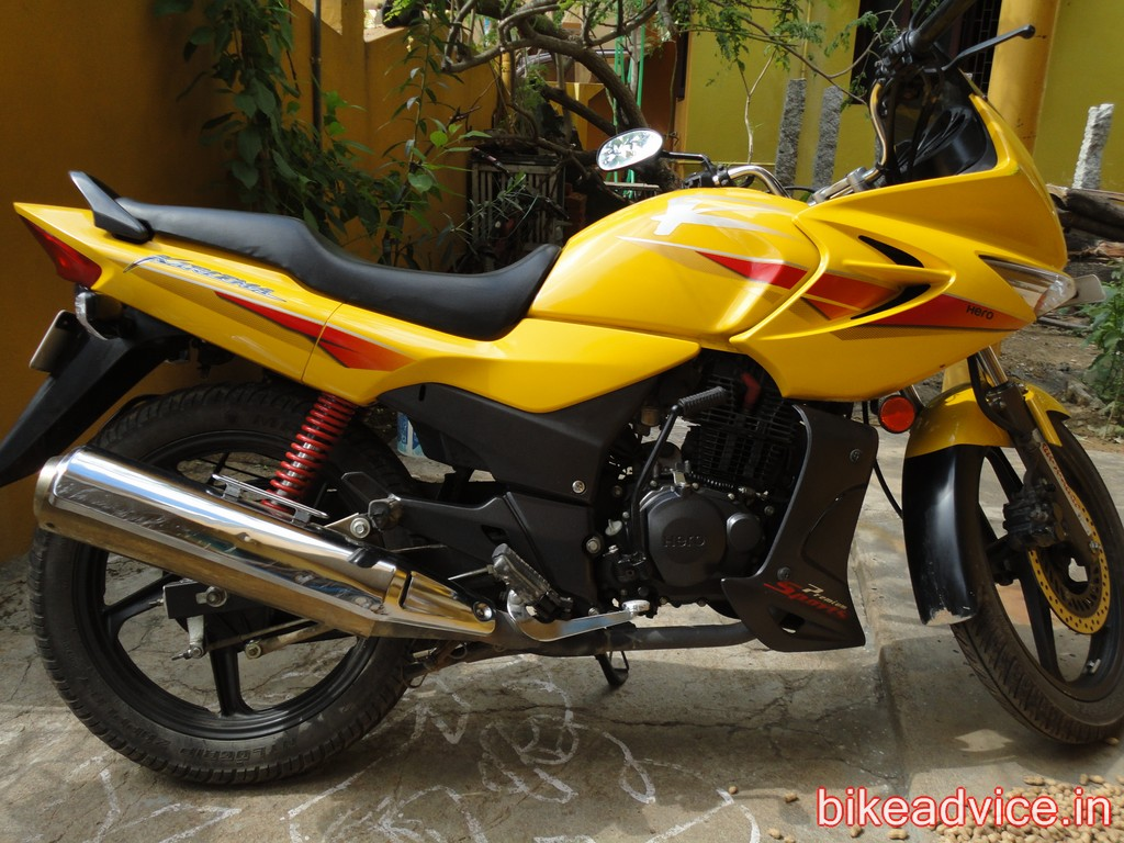 User Review Yellow Karizma R Dinesh Shares Mileage Problems Sound