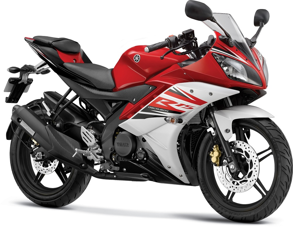 OFFICIAL  Yamaha Launches New Delicious Color Variants for R15  Prices    Yamaha New Bike 2014 R15