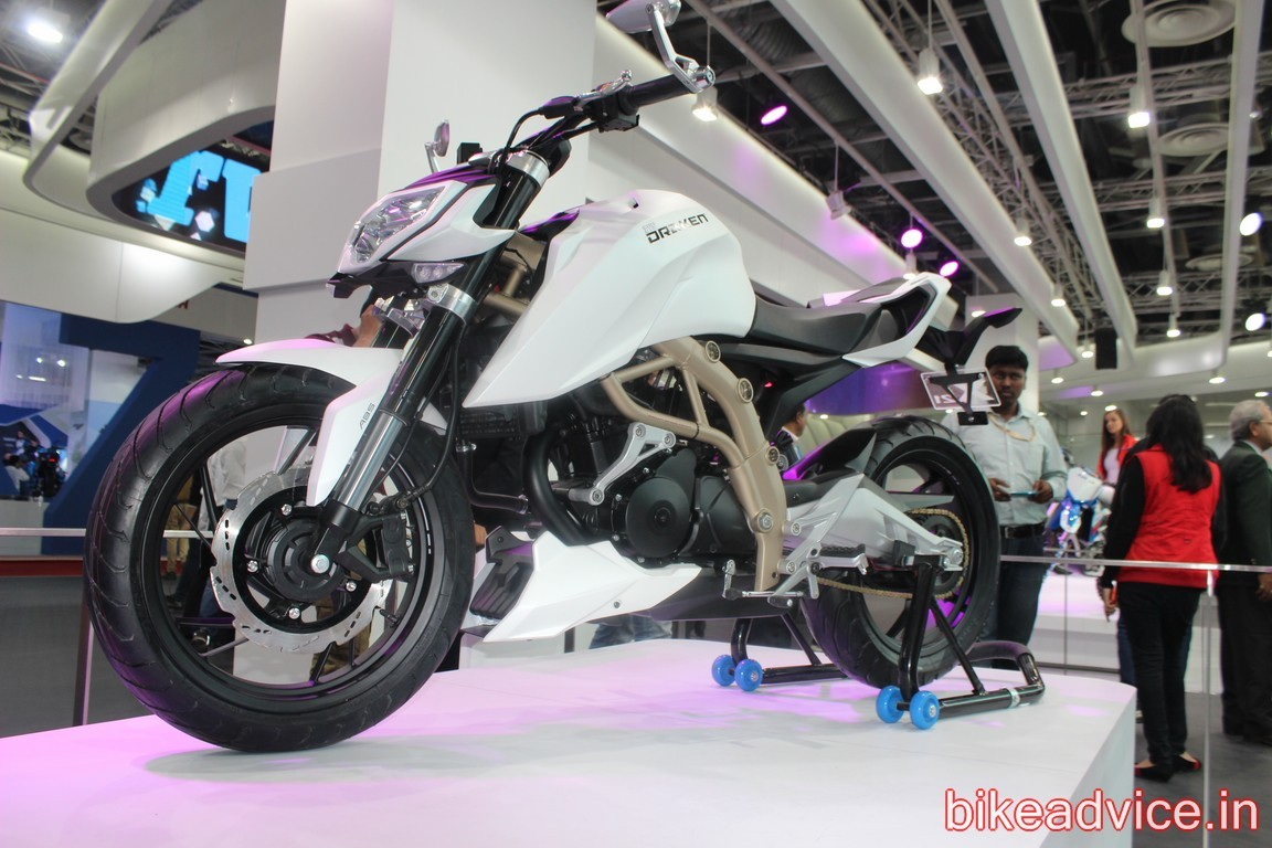 TVS CEO Confirms BMWs First 300cc Bike Launch This Year 2014