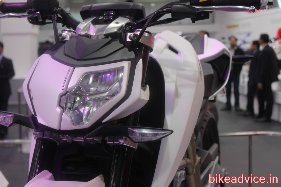 Tvs Draken X21 First Impressions Review Pic Gallery Amp Video