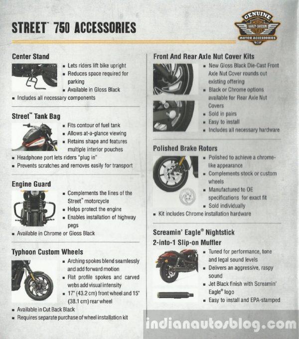 Harley-Davidson-Street-750-Accessories-India (4)