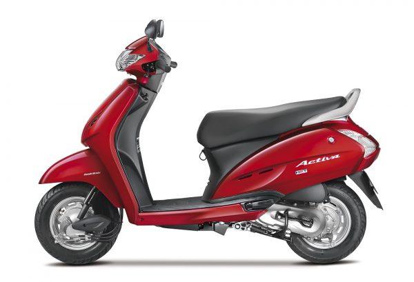 Honda-Activa-Red