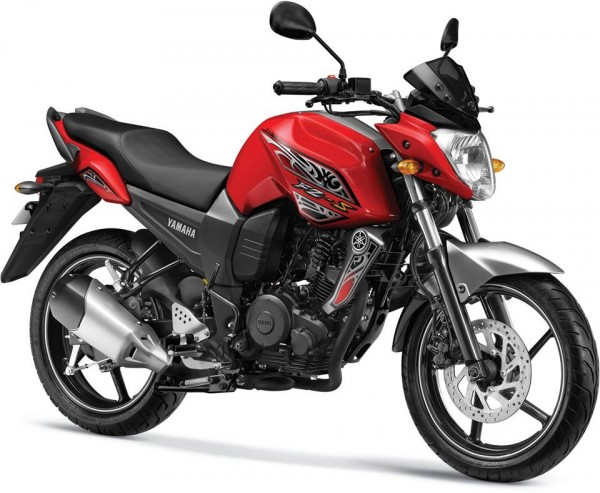 New-2014-Yamaha-FZS-Preying-Red-Colour