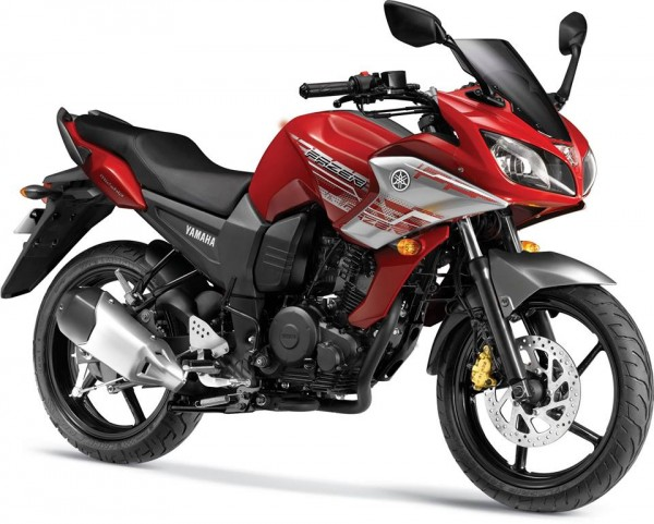New-2014-Yamaha-Fazer-Ravine-Red-Colour