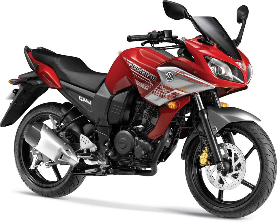 Official  Yamaha Launches 9 New Colours for Fazer  FZ-S  amp  FZ-16Yamaha Fazer Bike Price