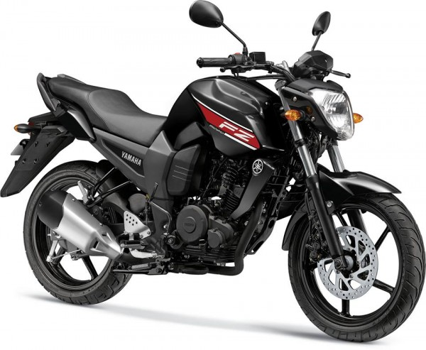 New-2014-YamahaFZ16-Panther-Black-Colour