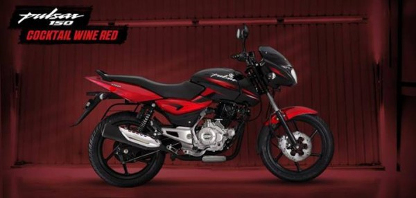 New-Bajaj-Pulsar-150-Coctail-Wine-Red-Color