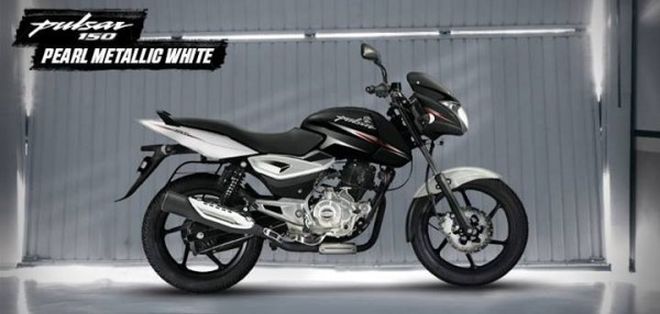 New-Bajaj-Pulsar-150-Pearl-Metallic-White-Color