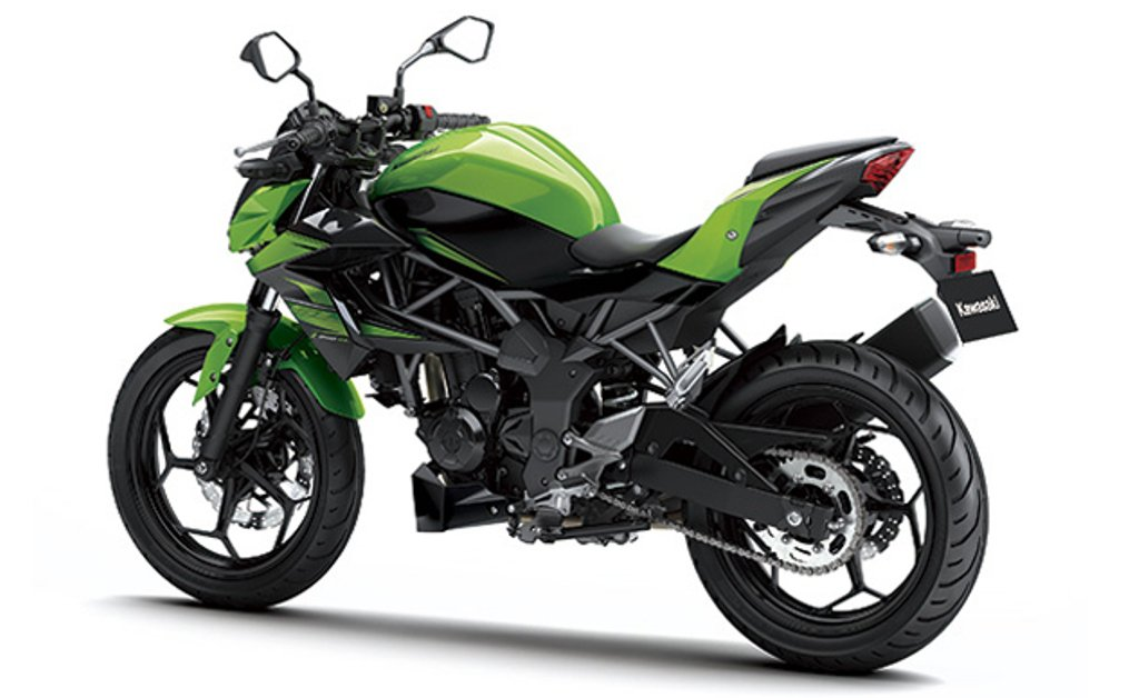 Single Cylinder Ninja Z250 SL Launched in Malaysia