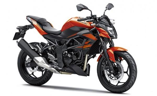 2014-New-Kawasaki-Z250SL-Pics-red