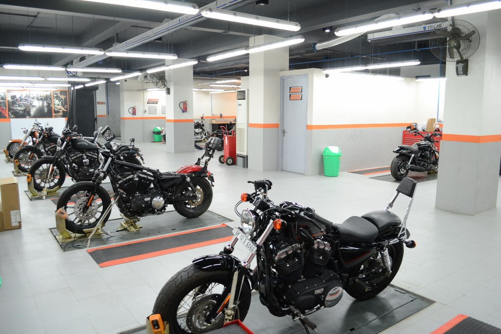 Harley Launches Largest Dealership in Gurgaon, Their 14th!