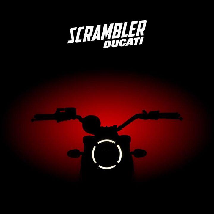 Poster Ducati Scrambler