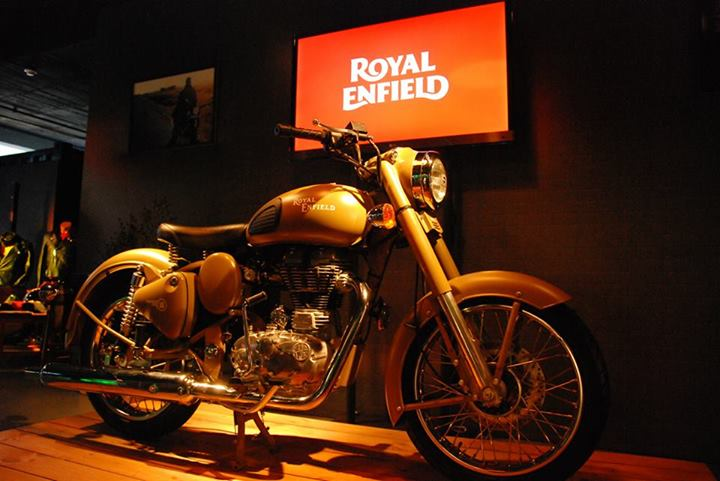 Royal Enfield to Launch Motorcycles in Columbia with Corbeta Group