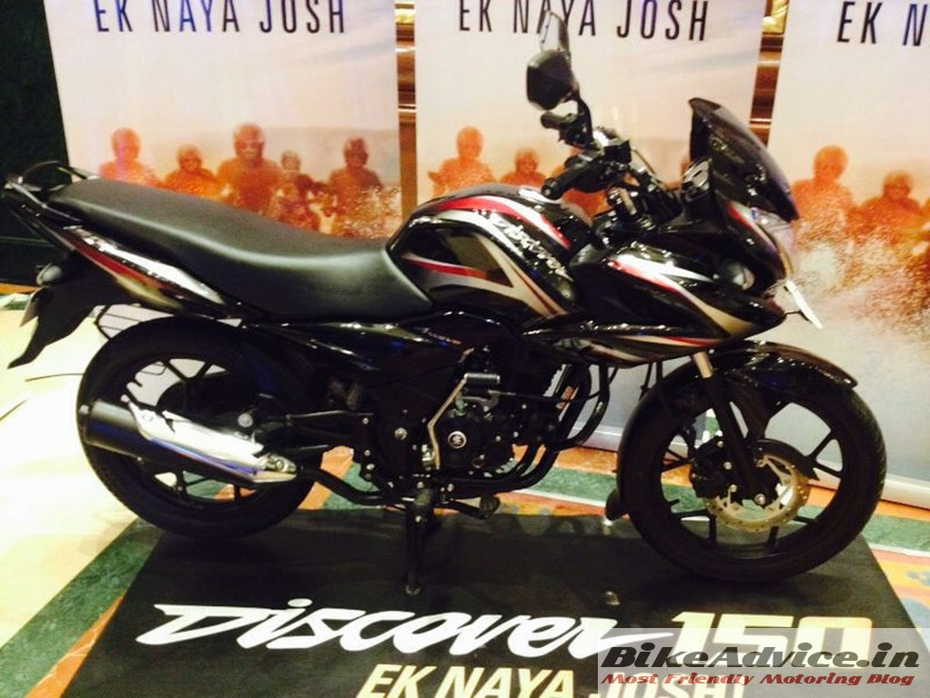 New Bajaj Discover 150f 150s Launched Prices Pics Details
