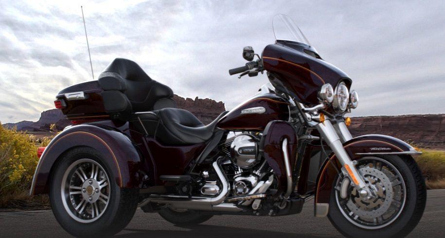 2016 Harley Davidson Tri Glide Trike Three Wheeler For: Harley-Davidson To Introduce One More Trike