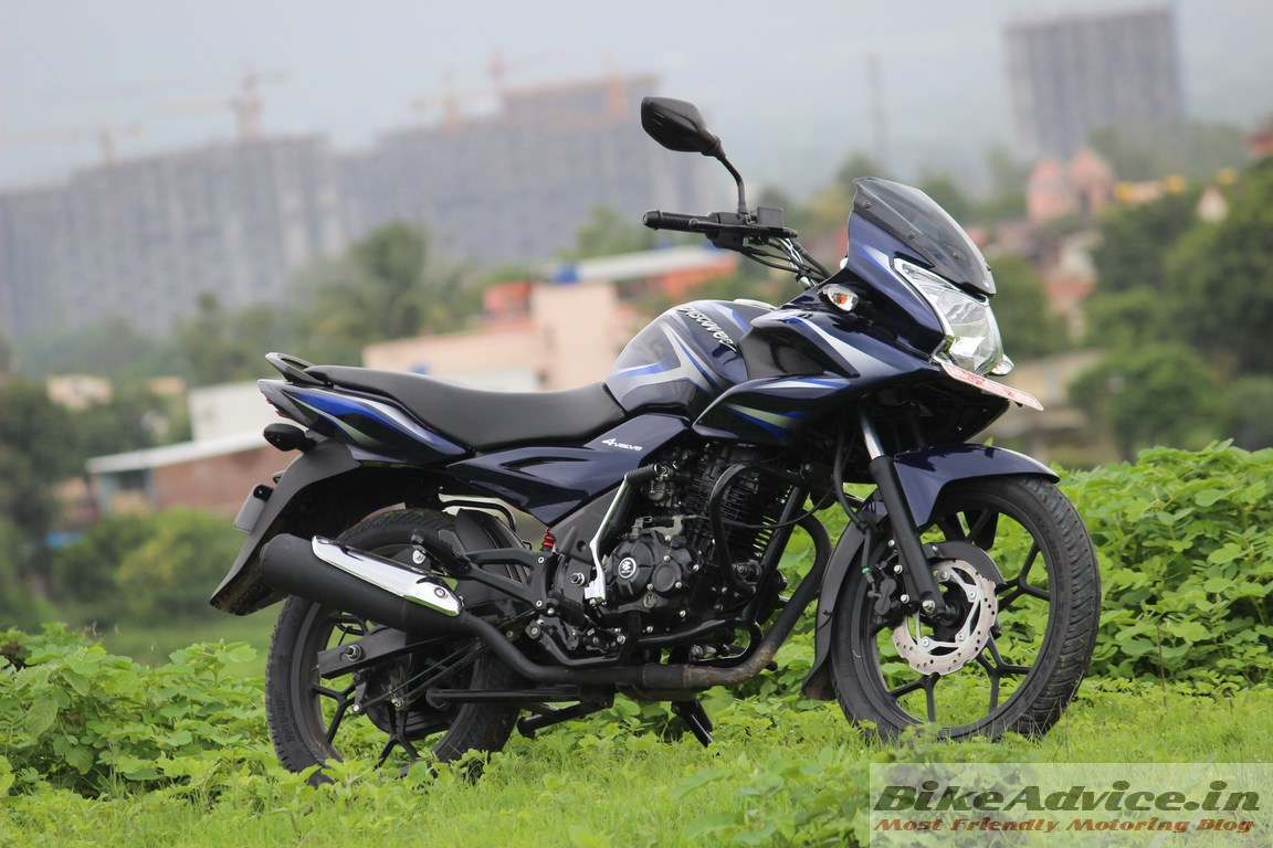 Bajaj Discover 150f Amp 150s Road Test Review Pics Engine