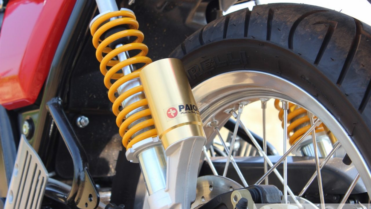 Motorcycle Suspension, Working & Maintenance - Explained