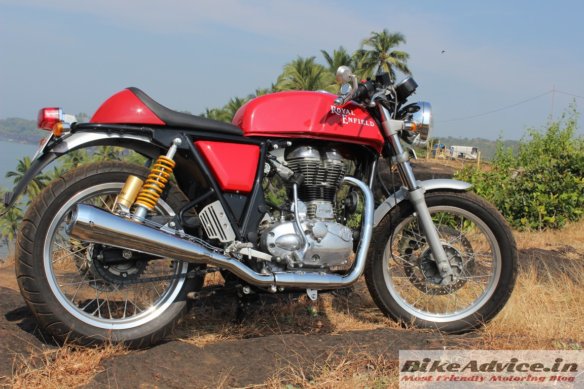 Royal Enfield Continental Gt Pic Gallery 117 Pics