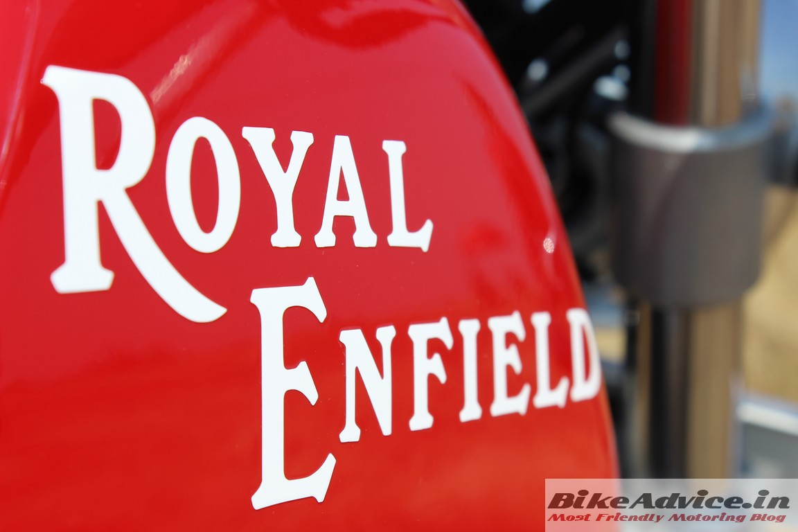 Royal Enfield Quality