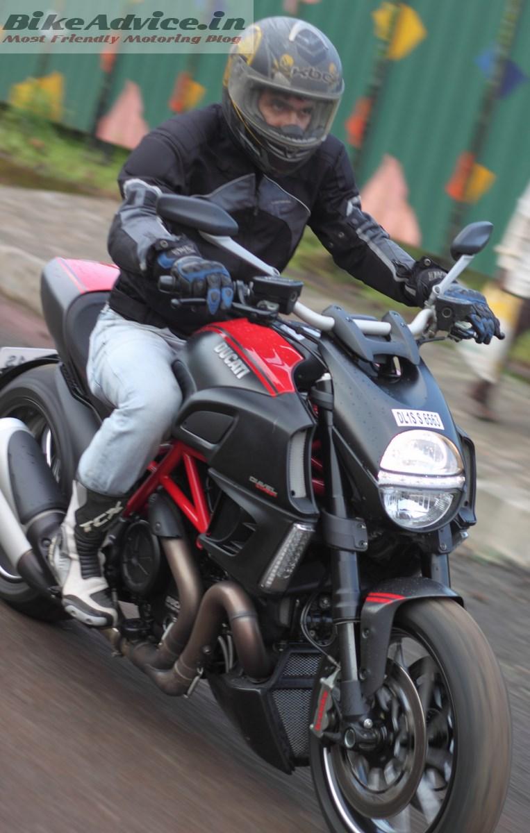 Ducati Diavel Review India