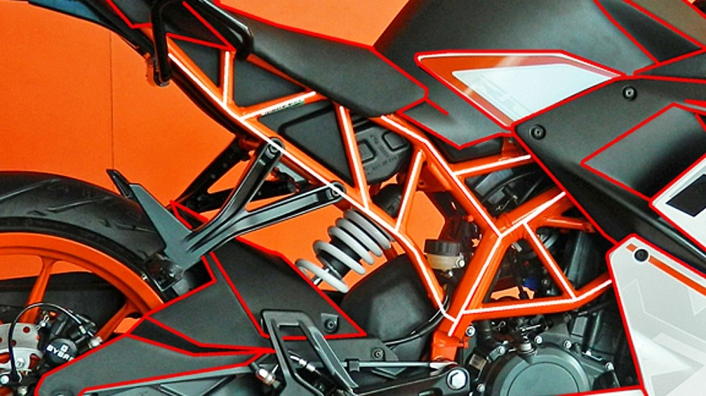 Rc390 Design Review Explained With Hd Video Walk Around Pics