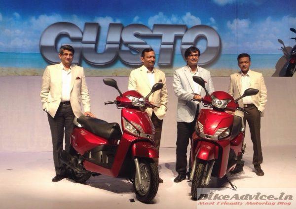 Mahindra-Gusto-Scooter