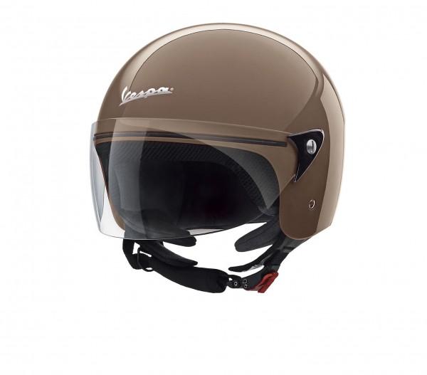 Vespa-Elegante-Limited-Edition-official-Pics-helmet-brown