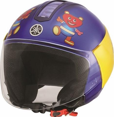 Yamaha-Blueking children helmet india