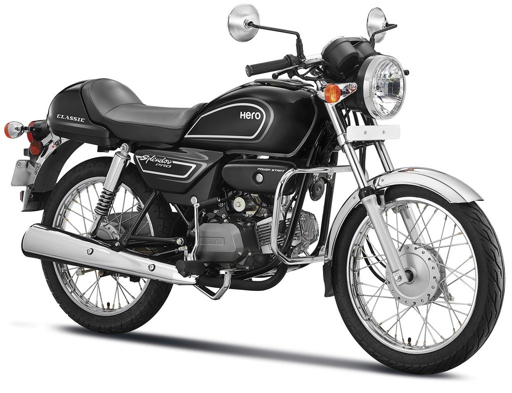 cafe racer splendor pro classic officially launched: price, pics