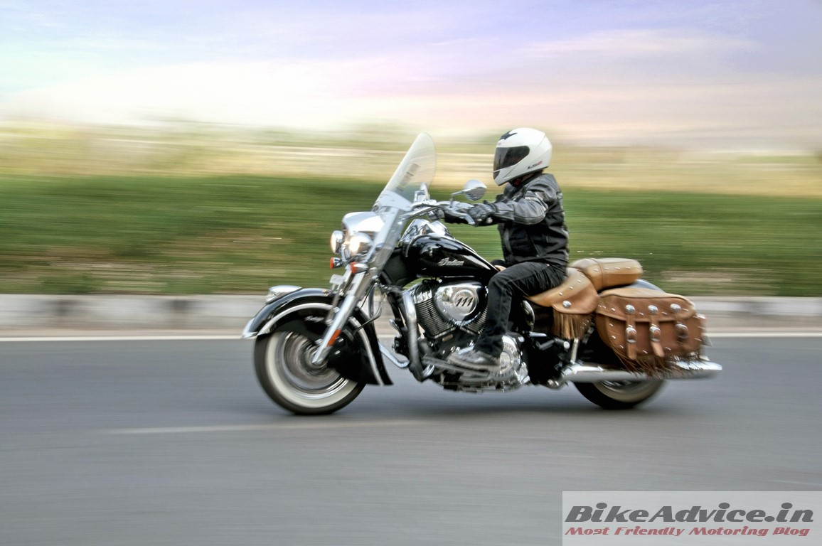 Bikes Reviews In India Indian Chief Vintage India