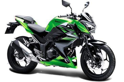 Kawasaki Z250 discontinued