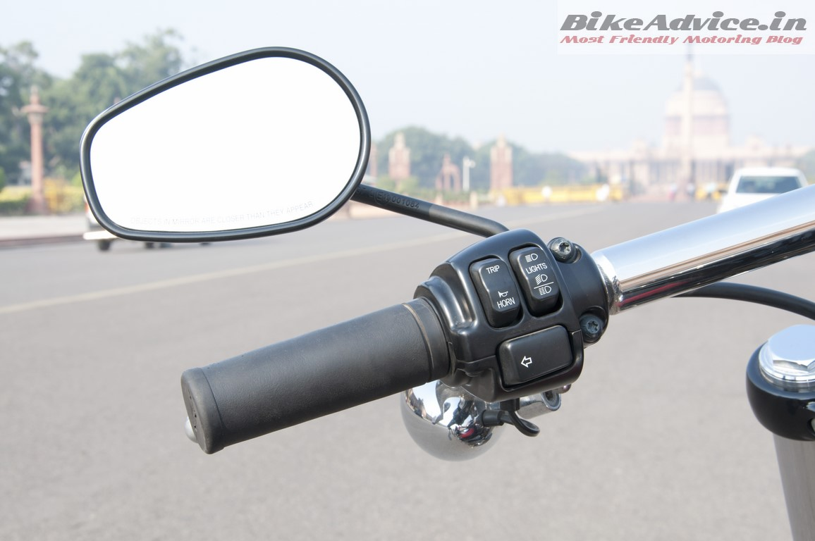 Harley-Davidson-Fat-bob-India-Review-Pictures-left-switchgear
