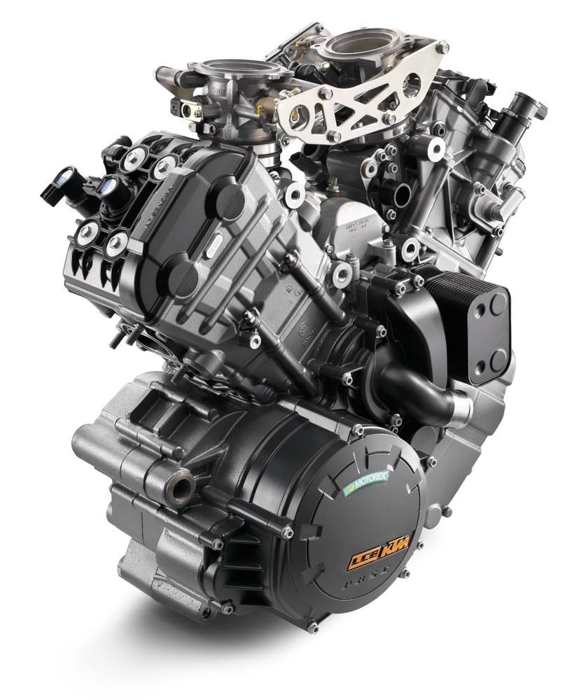 Yamaha 4 Cylinder Motorcycle Engine: KTM To Launch New 600-800cc V-twin Engine Motorcycles
