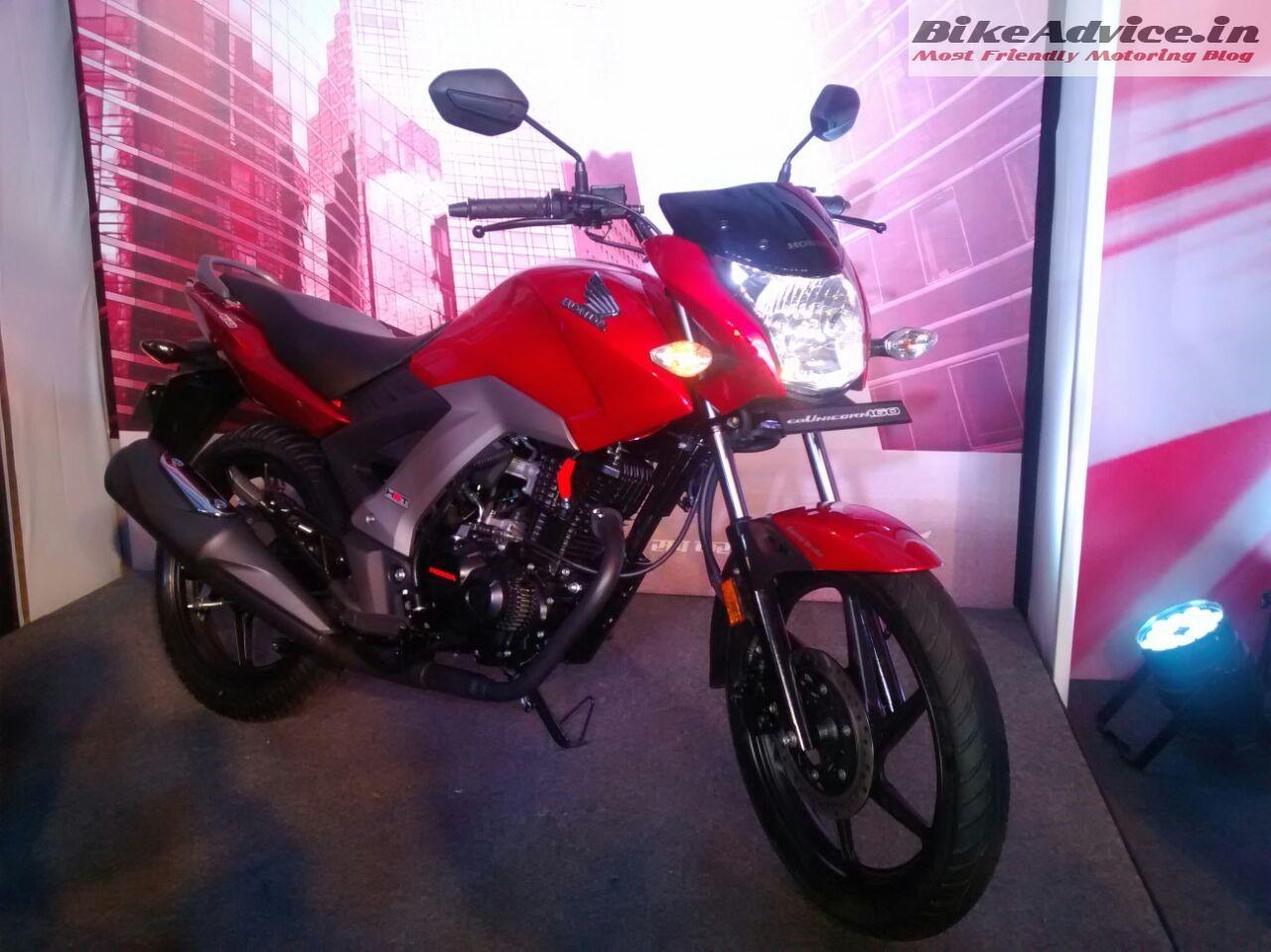 New Powerful Honda Unicorn 160 Launched Price Engine Details